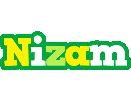 Nizam soccer logo
