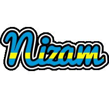 Nizam sweden logo