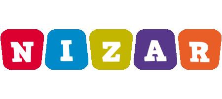 Nizar kiddo logo
