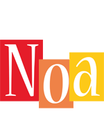 Noa colors logo