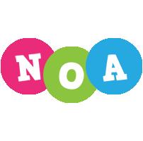 Noa friends logo