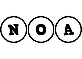 Noa handy logo