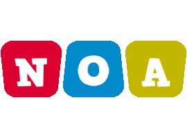 Noa kiddo logo