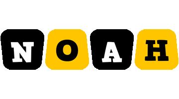 Noah boots logo