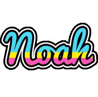 Noah circus logo