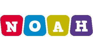 Noah daycare logo
