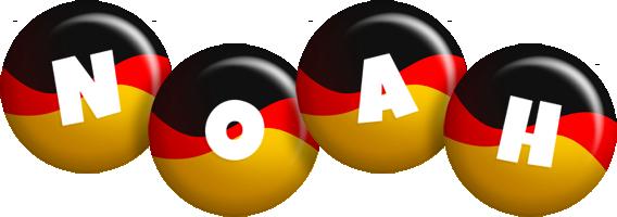 Noah german logo