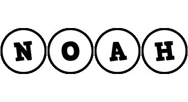 Noah handy logo
