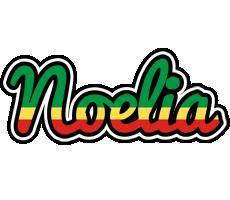 Noelia african logo