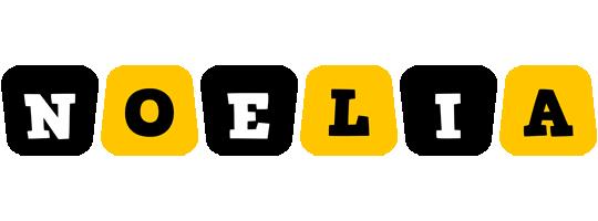 Noelia boots logo