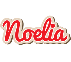 Noelia chocolate logo