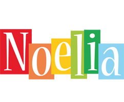 Noelia colors logo