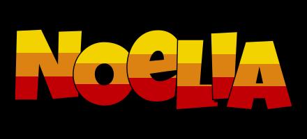 Noelia jungle logo