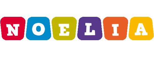 Noelia kiddo logo