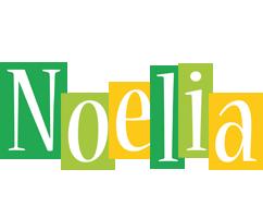 Noelia lemonade logo