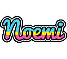 Noemi circus logo