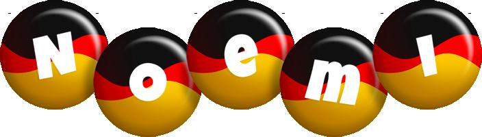 Noemi german logo