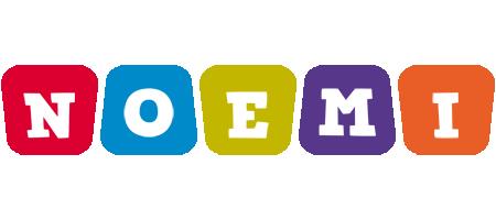 Noemi kiddo logo