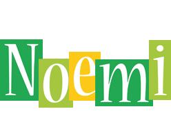 Noemi lemonade logo