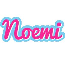 Noemi popstar logo