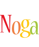 Noga birthday logo
