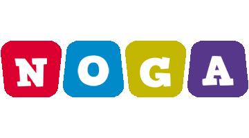 Noga kiddo logo