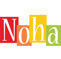 Noha colors logo