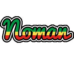 Noman african logo