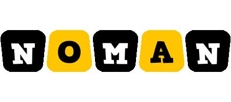 Noman boots logo