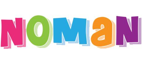 Noman friday logo