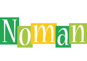 Noman lemonade logo