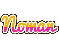 Noman smoothie logo