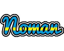 Noman sweden logo