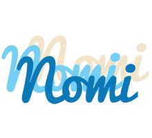 Nomi breeze logo