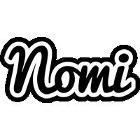 Nomi chess logo