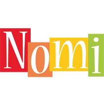 Nomi colors logo