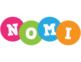 Nomi friends logo