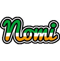 Nomi ireland logo
