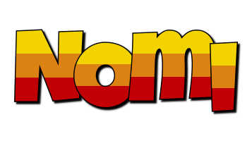 Nomi jungle logo