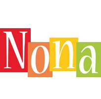 Nona colors logo