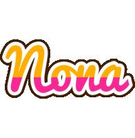 Nona smoothie logo