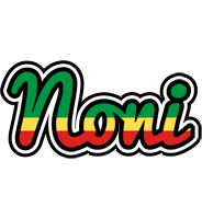 Noni african logo