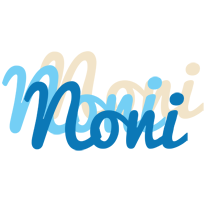 Noni breeze logo