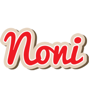Noni chocolate logo