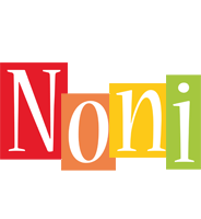 Noni colors logo