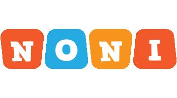 Noni comics logo