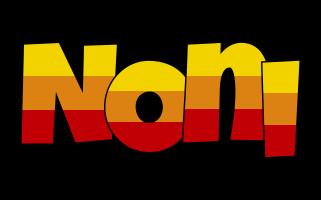 Noni jungle logo