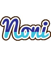 Noni raining logo