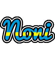 Noni sweden logo