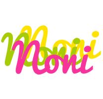Noni sweets logo